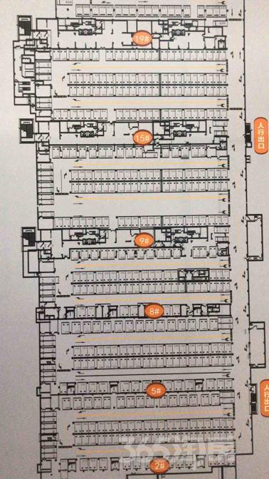 伟星玲珑湾12平米车位使用权房