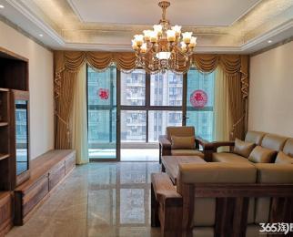 河西高端豪宅 宏图上水锦 精装三房 中央空调地暖 居家陪
