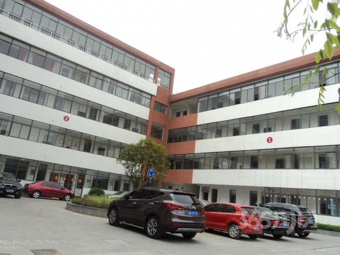 鼓楼城苑科创园30至6000平方办公招租可分割可注册