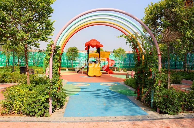 中海广场实景图