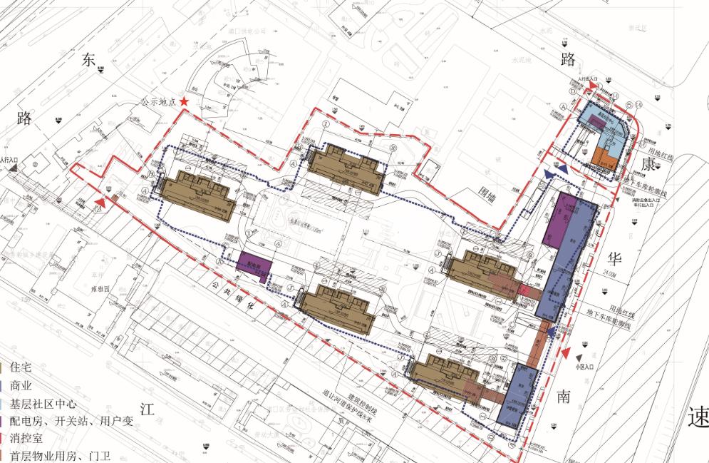 雅居乐江浦G36地块规划设计图