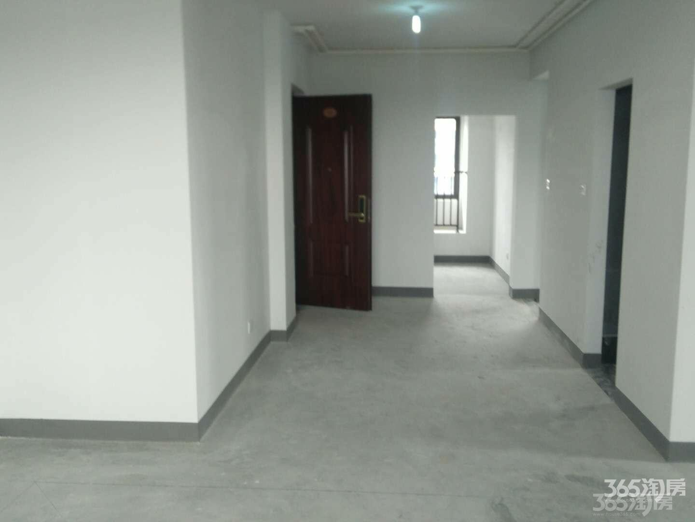 融创臻园3室2厅2卫88平方产权房毛坯