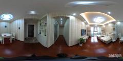 银亿东城3室1厅1卫104.21平方产权房精装