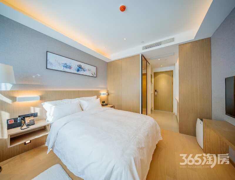 雨花客厅1室1厅1卫37平方产权房豪华装