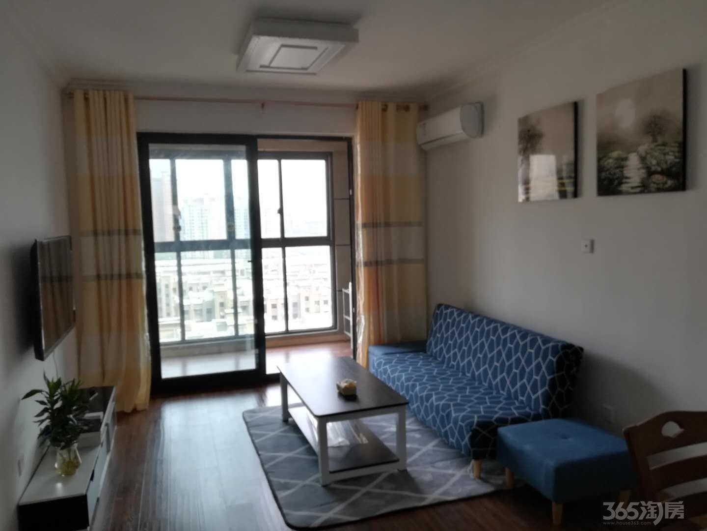 苏宁悦城3室2厅1卫98平米整租精装