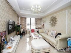 中电颐和家园四期4室2厅2卫135平方产权房豪华装