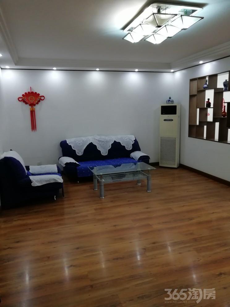 人民家园3室2厅1卫112.82�O2002年满两年产权房精装