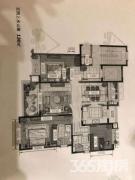 宏图上水云锦二期3室2厅2卫130�O整租豪华装