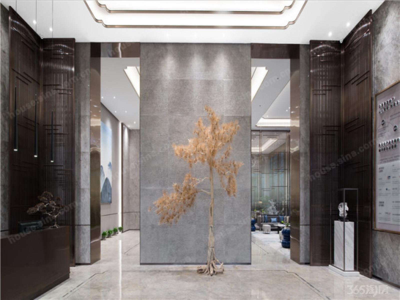 融信蓝孔雀3室2厅2卫128平米2017年产权房精装