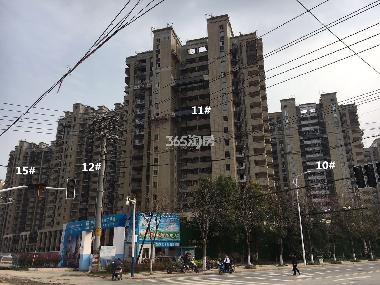 中建国熙台实景图
