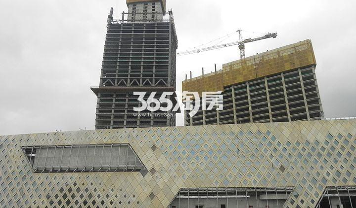 苏宁广场实景图