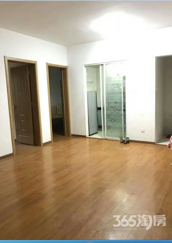 骋望怡峰花园2室1厅1卫77.32平方产权房简装