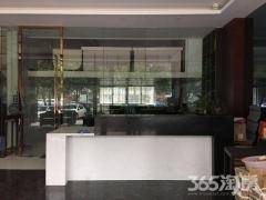竹山路地铁口东渡对面 豪装两层 超大门头 只做办公出租
