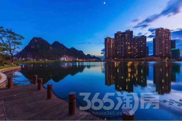 桂林麓湖,有山有水,气候宜人,养老首选。