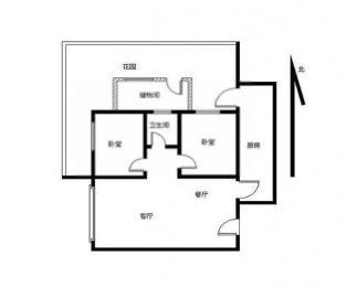 星塘街地铁口 精装两房 全套家具家电 随时看房