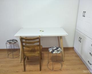 华南城紫荆名都三期和园1室1厅1卫45平米精装整租