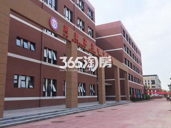 国润城学校实景图