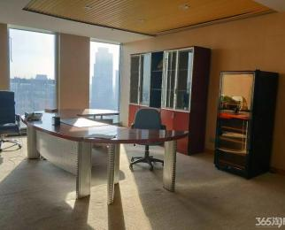 新街口德基大厦甲级写字楼 实图精装方正户型 双地铁口整