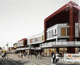 奥南 金地自在城中心商业街商铺 诚心出租 大面积实用业态