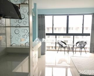 中央城精装单身公寓 家电齐全 看一眼就会爱上。 <font color=red>急租</font>