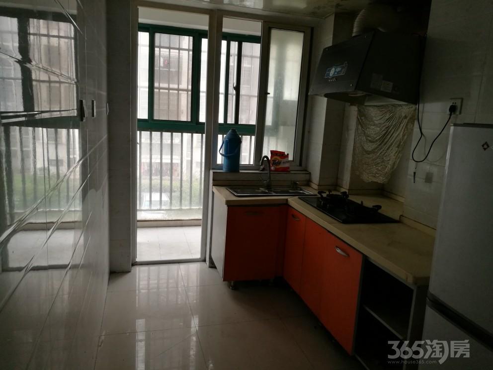 金都华庭三期3室2厅1卫110平米整租精装