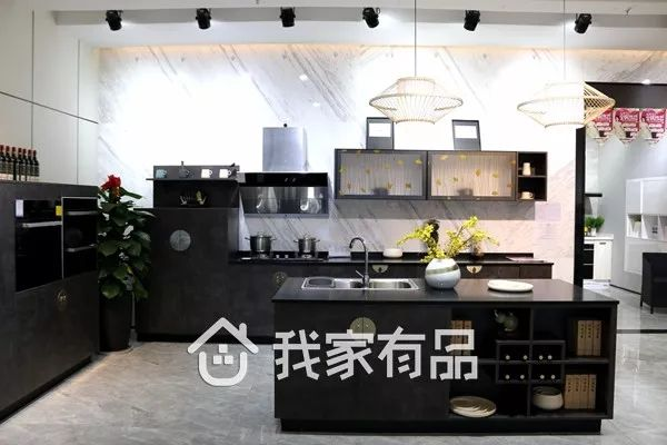 方太・柏橱 醉花间新中式整体厨房,不止实用,更是情怀