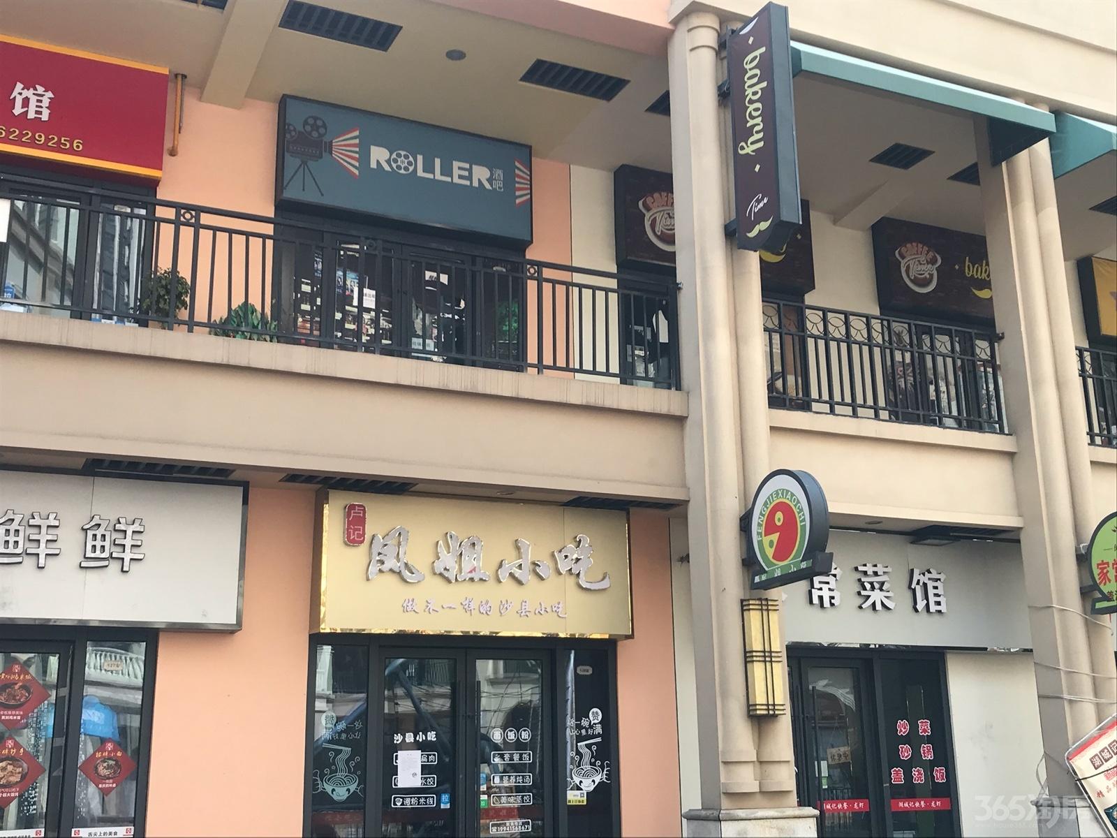 万达茂重餐饮商铺78.56平米毛坯整租