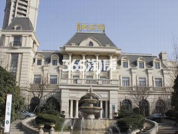 世园大公馆售楼部实景(2017.08)