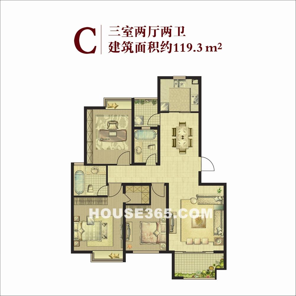 同仁康桥别墅会计学院紫庭水岸附近上海图片