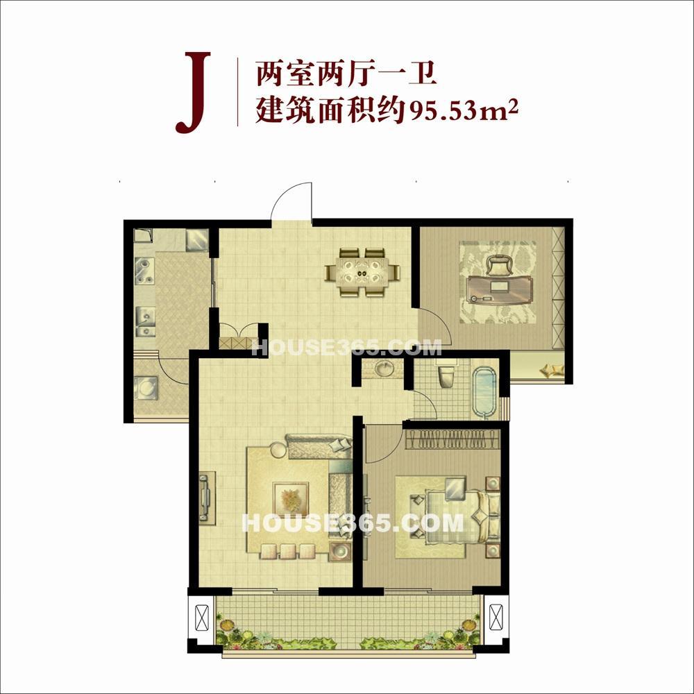 J户型(11.6)