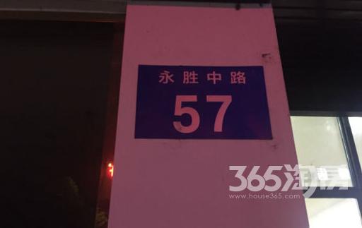 湖塘永胜路小庙菜场对面57店面商铺房二间二层近大学城地铁
