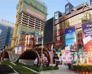 政务区天龙广场精品旺铺低价出租
