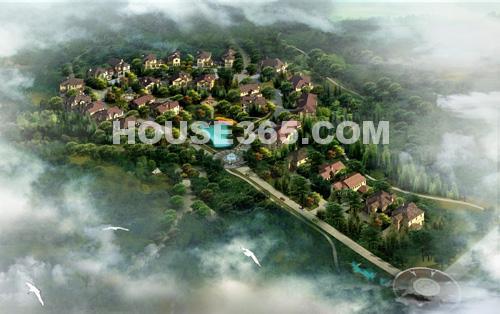 中国边城效果图