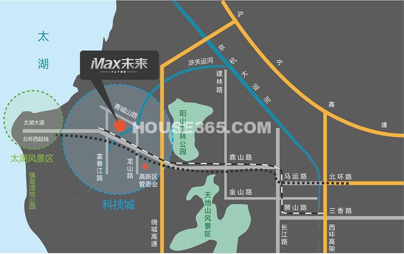 MAX未来交通图