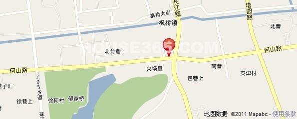 万道长江大厦交通图