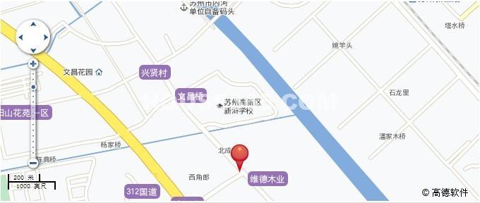 旭辉华庭交通图