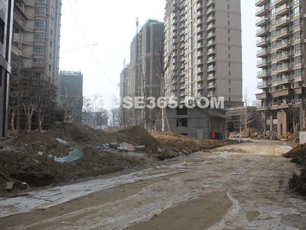 工程进度图(2011.02.22)