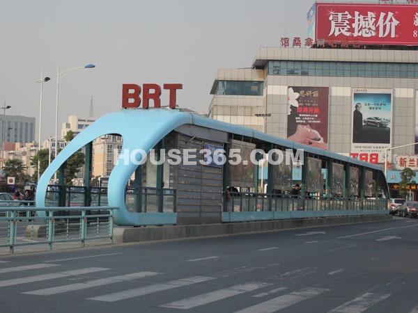 BRT站台