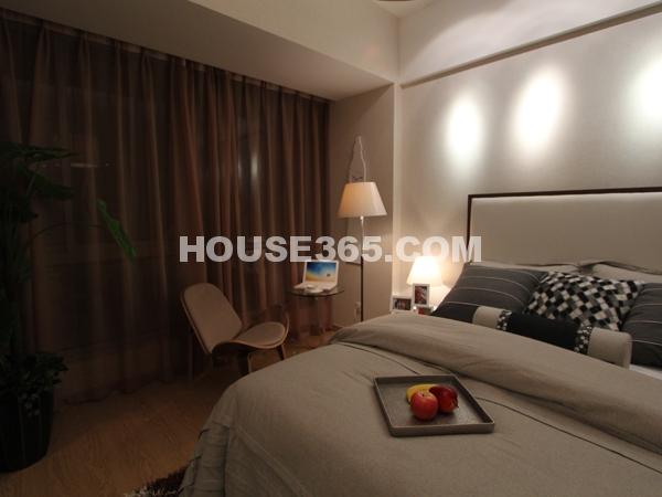 公寓A户型 卧室