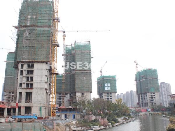 沿河国二号工程进度(2011.12.1)