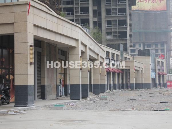 国际金街实景图(2012.6.7)