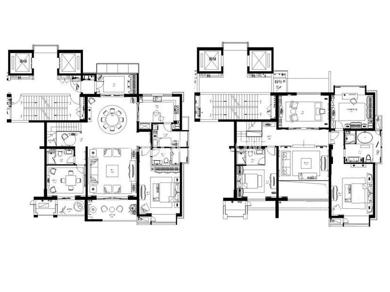 A10#楼 A10#楼 5室6厅4卫1厨