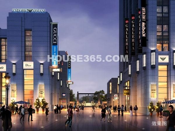 新城首府国际公寓效果图