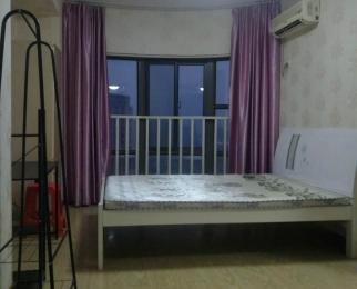 新华学府星座1室1厅1卫40平米精装整租,地铁口,生活