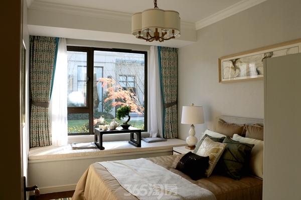 伟星金悦府公园洋房140平样板房——卧室