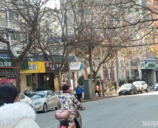 迈皋桥 壹城西区 沿街门面 户型方正 适合任何行业