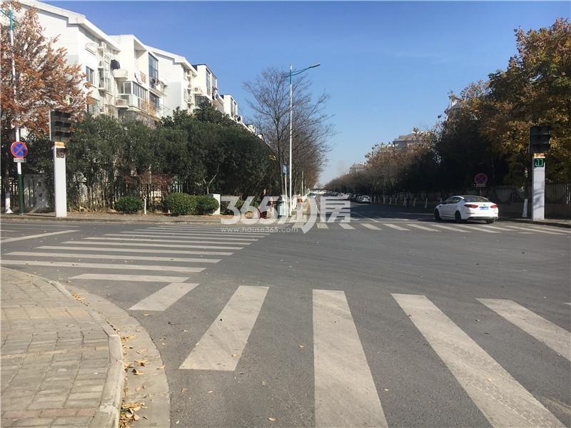 中航樾广场周边交通(3.14)