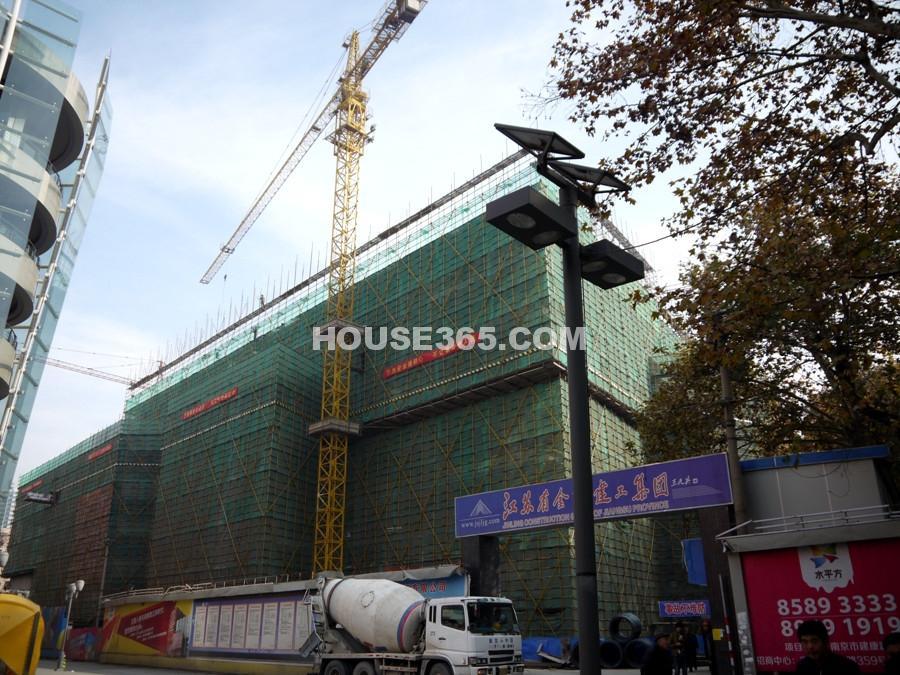 项目最新工程进展(11.30)
