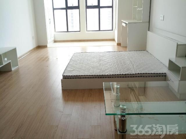 伟星时代广场公寓1室1厅1卫50㎡整租中装