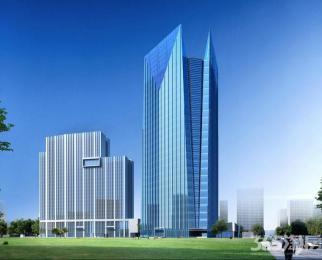 急租斯亚财富中心 5A级写字楼 精装修户型方正 风水好